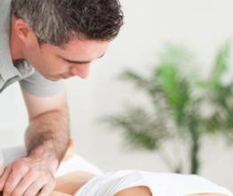Massage på arbejdet